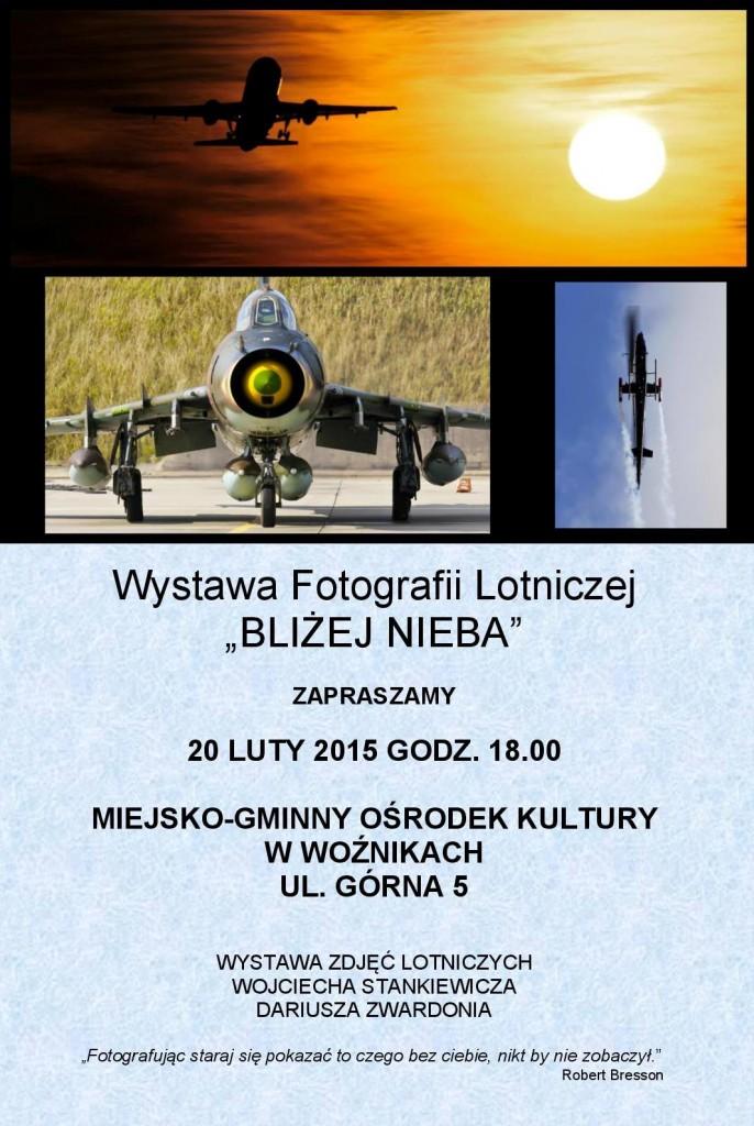 Wystawa Fotografii Lotniczej