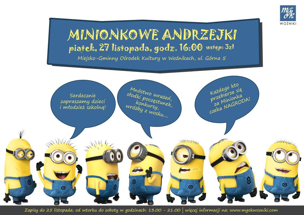 Minionkowe Andrzejki