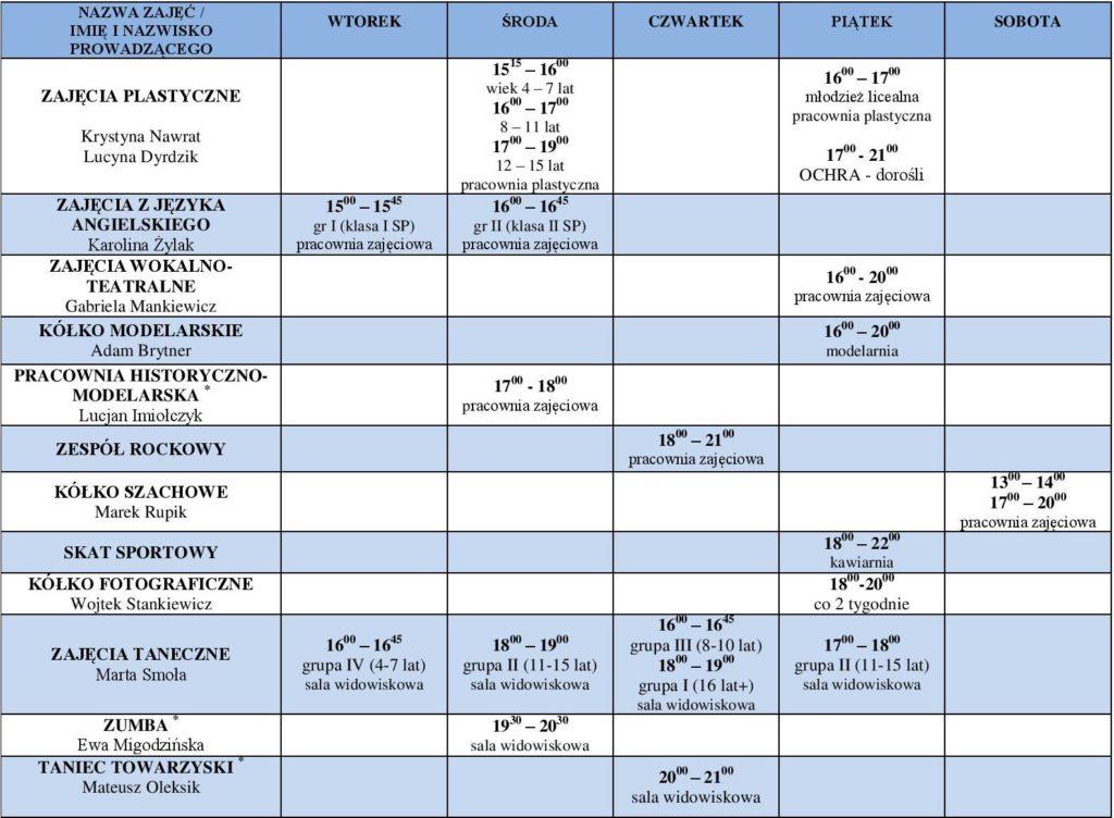 harmonogram-zajec-2016-2017
